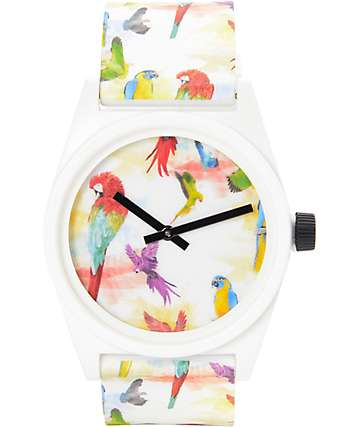 Neff Daily Wild Parrotdise Analog Watch
