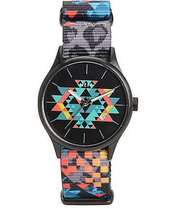 Neff Esteban Phsychosafari Watch