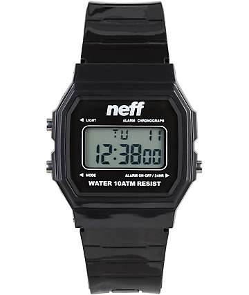 Neff Flava Crew Black Watch