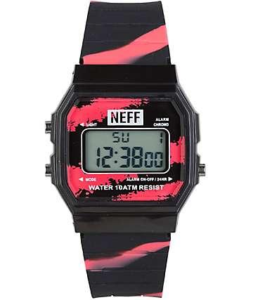 Neff Flava Tiger Blood reloj digital