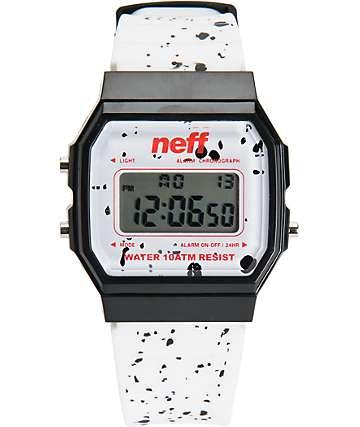 Neff Flava reloj digital XL surf