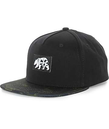 Neff Forgotten Trails Snapback Hat