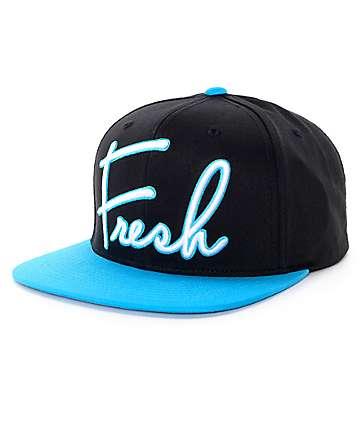 Neff Fresh Cyan Snapback Hat