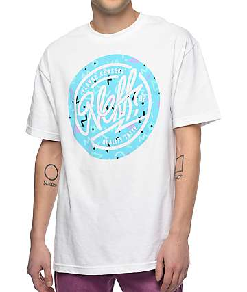 Neff Gnar Rounder White T-Shirt