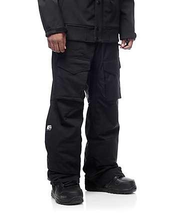 Neff Gnargo 10K pantalones de snowboard en negro
