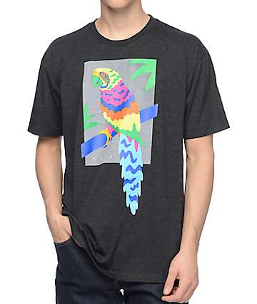 Neff Jungle Bird Black T-Shirt