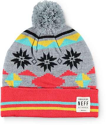 Neff Leah Pom Beanie