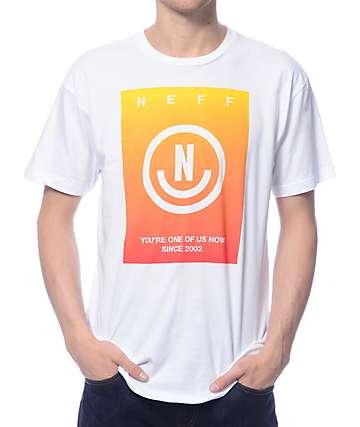Neff Maitland White T-Shirt