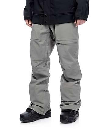 Neff Murdoch pantalón de snowboard en gris