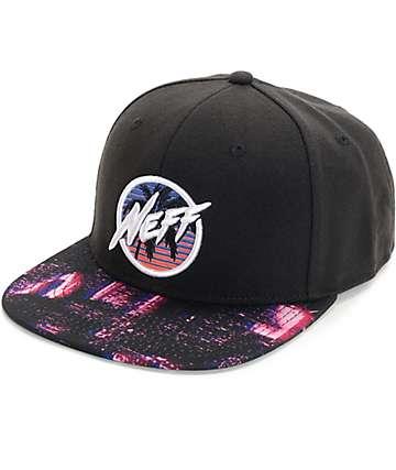 Neff Neon City gorra snapback negra