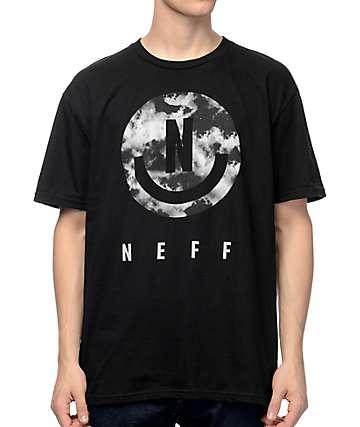 Neff Neu Canopy Black T-Shirt