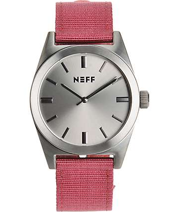 Neff Nightly reloj analógico