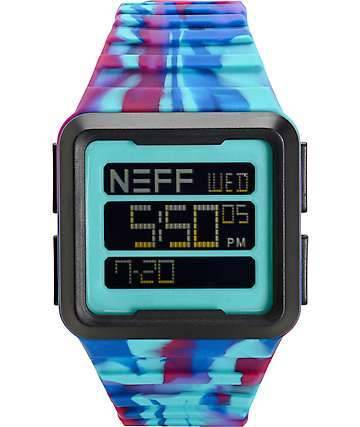 Neff Odyssey Tropic Watch