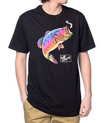 Neff Paradise Black T-Shirt