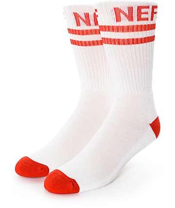 Neff Promo calcetines en blanco