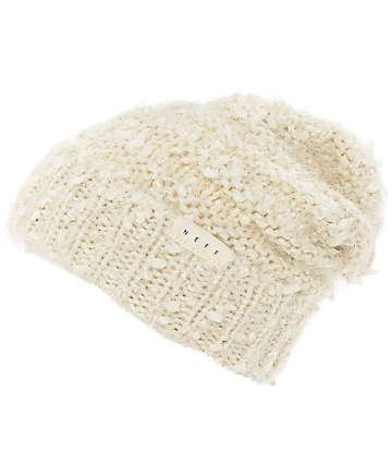 Neff Rose 2 Cream Slouch Beanie