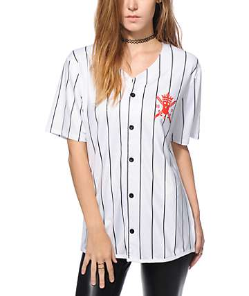 Neff Royal Bandit Baseball Jersey