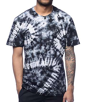 Neff Rupert Black Wash T-Shirt