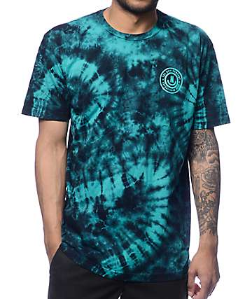 Neff Rupert Teal Wash T-Shirt