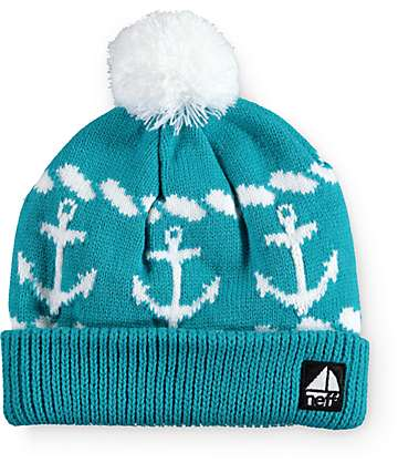 Neff Sailor Teal Beanie