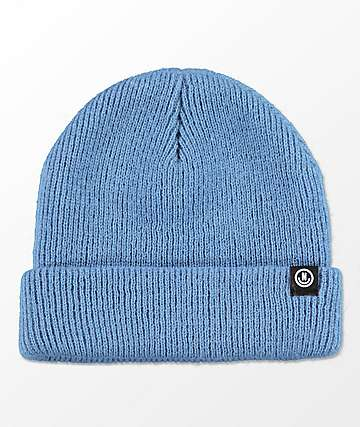 Neff Serge Denim Blue Beanie