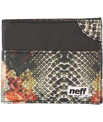 Neff Snake Life Bifold Wallet