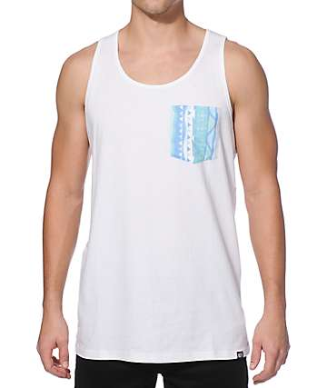 Neff Summer Haze Pocket Tank Top
