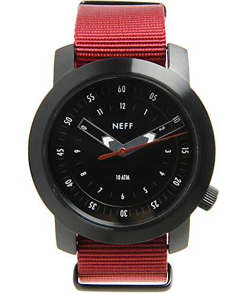 Neff Tactical Analog Watch