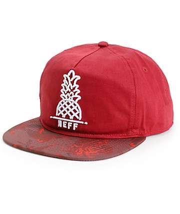Neff Vapay Snapback Hat