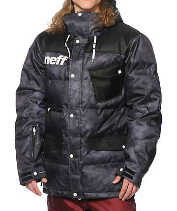 Neff Winston 2 15K Insulated Snowboard Jacket