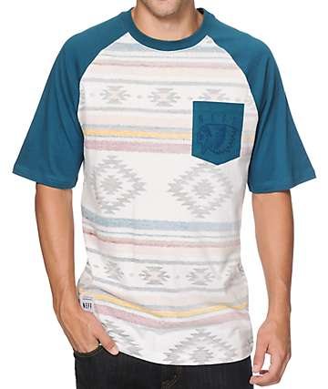 Neff Winter Camp Pocket T-Shirt