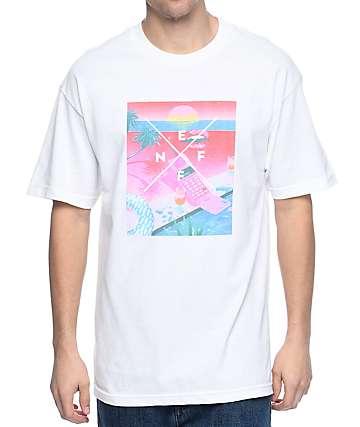 Neff Yok-Oh White T-Shirt