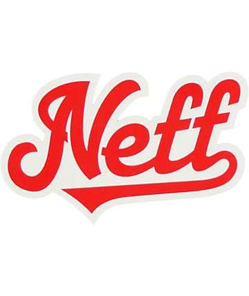 Neff pegatina Varsity