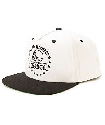 Neff x Blacc Hollywood Blacc Hashtag Snapback Hat