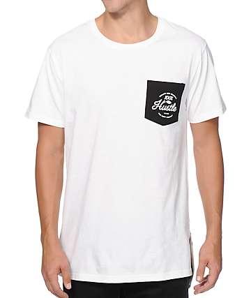 Neff x Juicy J Drop Tail Pocket T-Shirt