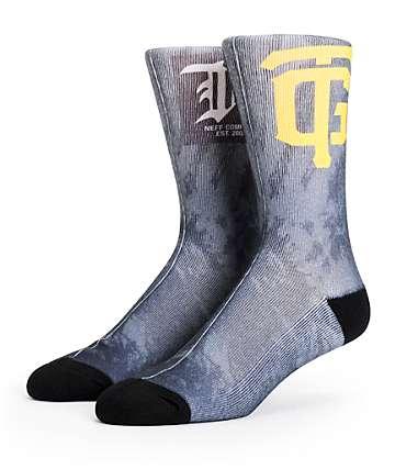 Neff x Taylor Gang TG Elite Crew Socks