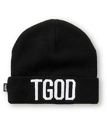 Neff x Taylor Gang TGOD Fold Beanie