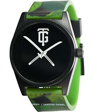 Neff x Taylor Gang TGOD Ninja Watch