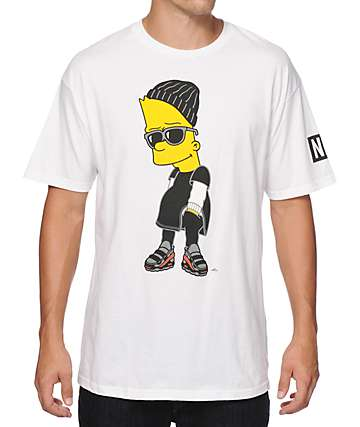 Neff x The Simpsons Steezy T-Shirt