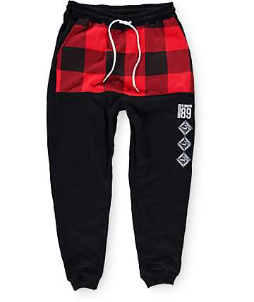 Neff x The Simpsons Trouble Maker Sweatpants