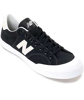 New Balance 212 Pro Court Black & White Shoes