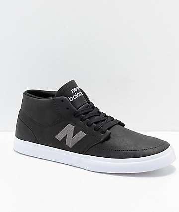 New Balance Numeric 346 zapatos de skate en negro y gris