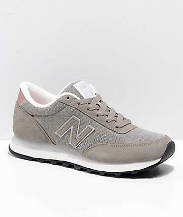 New Balance Numeric 501 Military Urban Grey Shoes