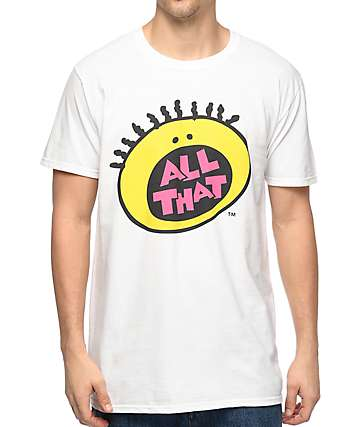 Nickelodeon All That White T-Shirt