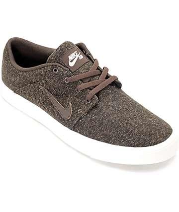 Nike Portmore Premium zapatos de skate de lienzo