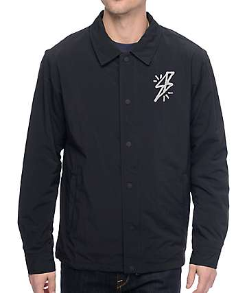 Nike SB Bolt Black Coaches Jacket