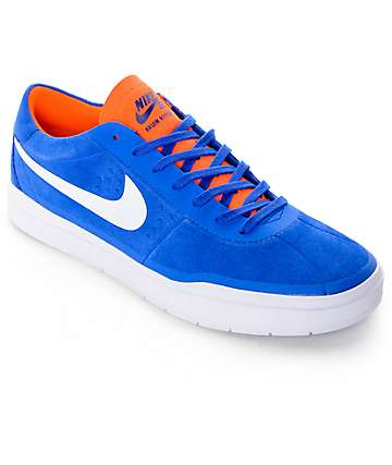 Nike SB Bruin Hyperfeel RCR Blue & White Skate Shoes