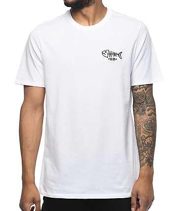 Nike SB Dead Fish camiseta blanca