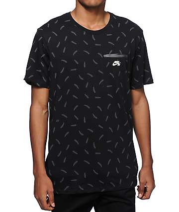 Nike SB Dri-Fit Beamis Pocket T-Shirt