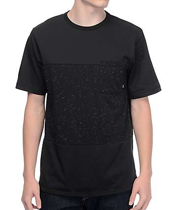 Nike SB Dri Fit Nepps Black Pocket T-Shirt